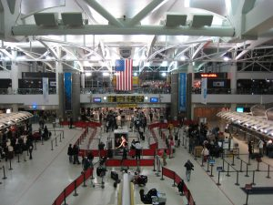 Airport transportation to and from JFK