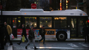 What Transport Service does NYC provide you with? 2
