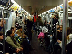 What Transport Service does NYC provide you with? 3