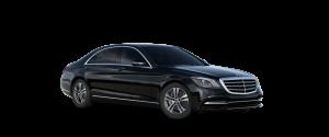 Mercedes S-series sedan
