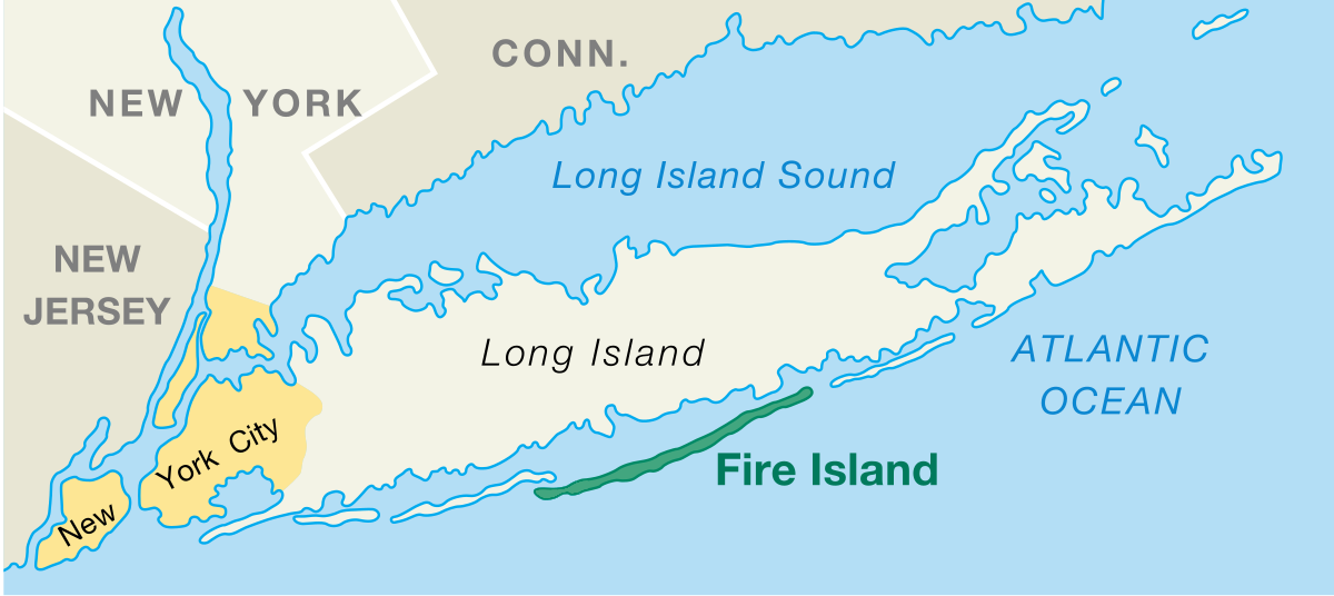 Vacation in Fire Island is easier than ever 1